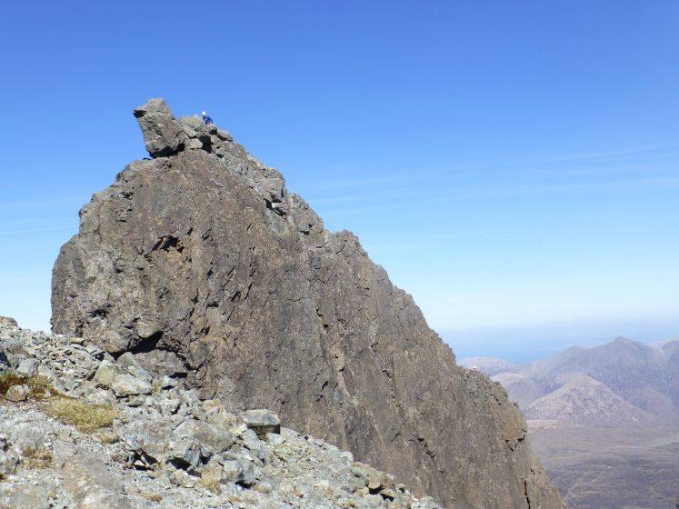 pinnacle rock formation