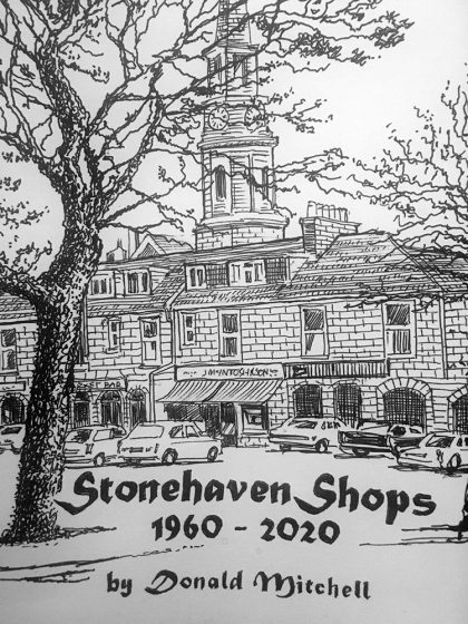 Stonehaven's shops book cover