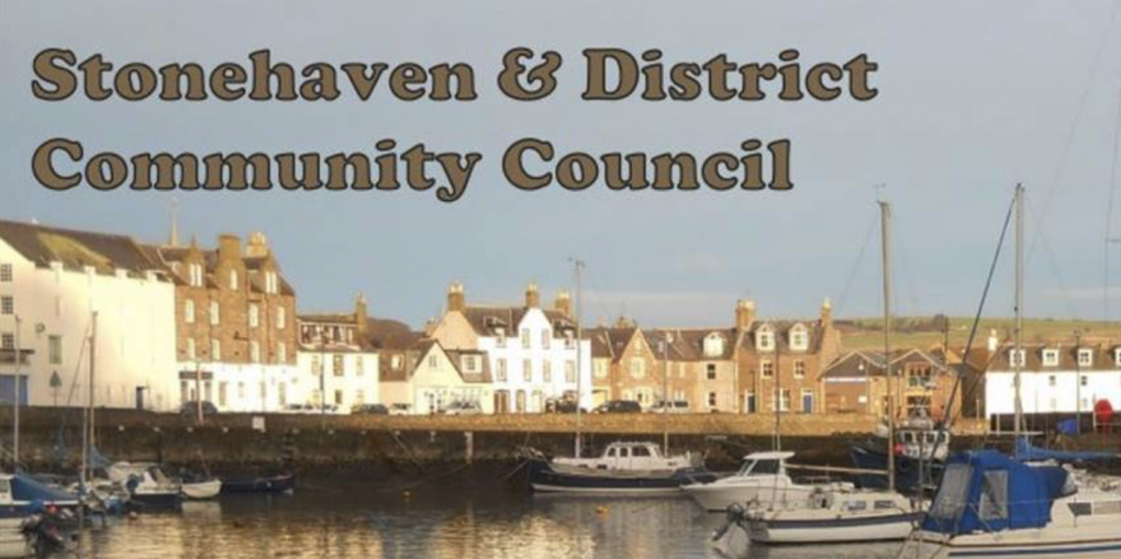 Stonehaven and district community council header